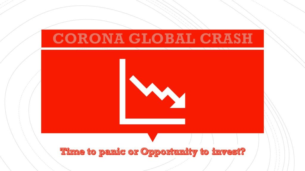 A Sudden Crash in the Stock Market – is It Time to Panic or an Opportunity to Invest?