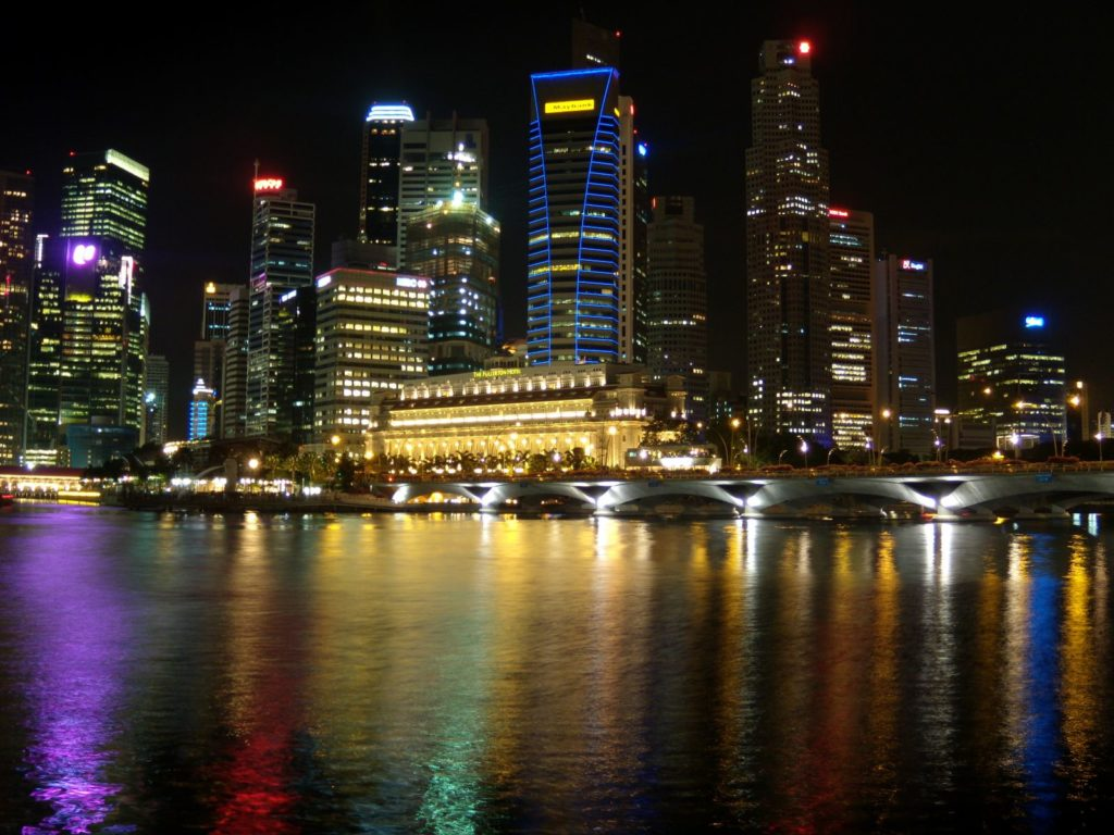 Why business organizations incorporate a company in Singapore?