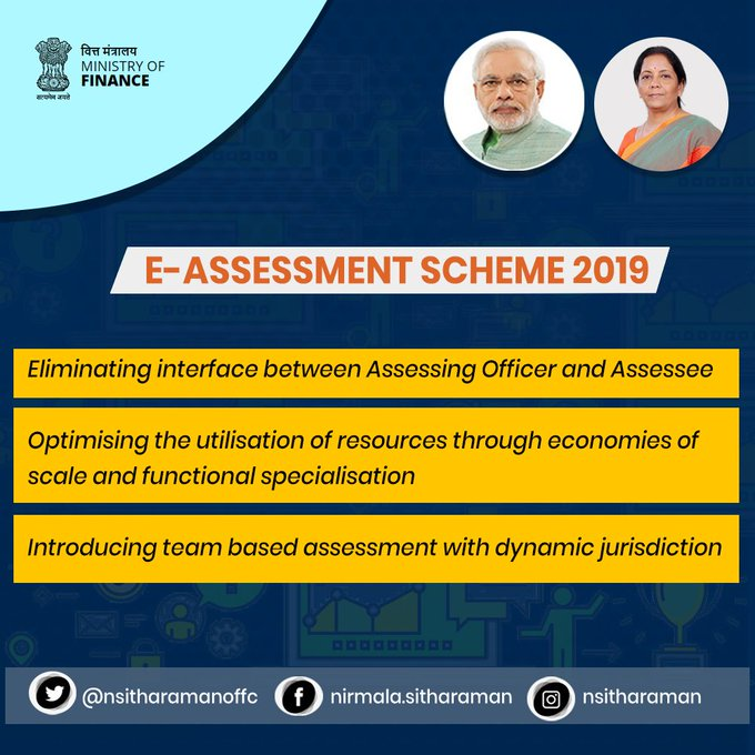Introduction of E-Assessment System, Assessee Vs. ITO or Assessee Vs. Robot?